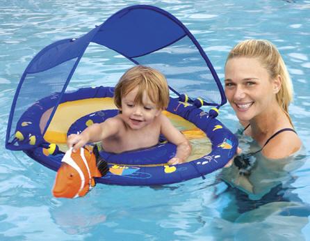 The SwimWays baby Spring Float  sc 1 st  Aqua Leisure Pools & Swim Training Supplies - Aqua Leisure Pools